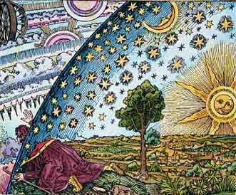 The Flammarion Image - hemp soap works with the cosmos